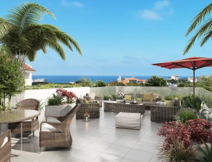 Appartement neuf de luxe à vendre BIARRITZ, 100 m², 2 Chambres, 1190000€