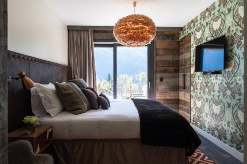 Chalet de luxe à louer CHAMONIX MONT BLANC, 1 m², 5 Chambres,