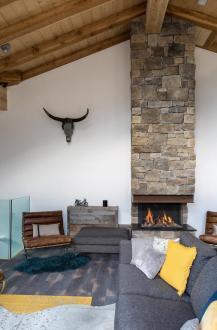 Luxus-Chalet zu vermieten CHAMONIX MONT BLANC, 1 m², 5 Schlafzimmer