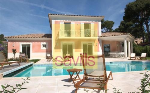 Luxe Huis te huur CAP D'ANTIBES, 200 m², 6 Slaapkamers