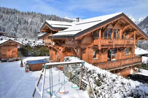 Luxury Chalet for rent CHAMONIX MONT BLANC, 200 m², 3 Bedrooms,