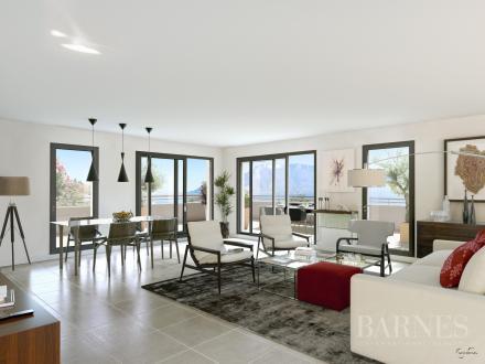 Luxus-Wohnung zu verkaufen SEVRIER, 98 m², 935000€