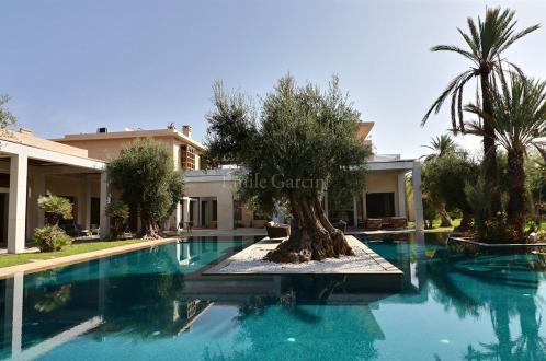 Villa de luxe à vendre Maroc, 1280 m², 4 Chambres