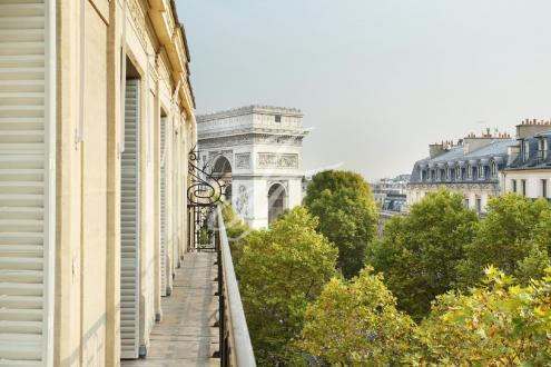 Luxe Appartement te huur PARIS 16E, 248 m², 3 Slaapkamers