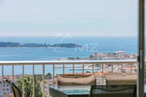 Appartement de luxe à vendre CANNES, 125 m², 3 Chambres, 1450000€
