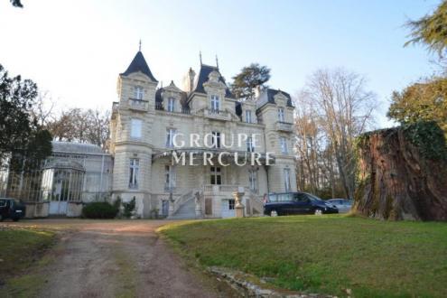 Château / Manoir de luxe à vendre SAUMUR, 800 m², 11 Chambres