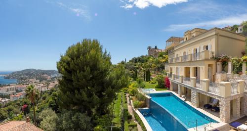 Maison de luxe à vendre BEAULIEU SUR MER, 400 m², 4 Chambres