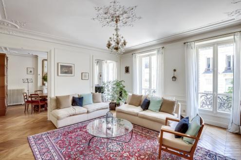 Appartement de luxe à vendre PARIS 16E, 180 m², 4 Chambres