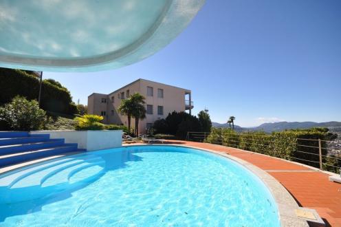 Appartement de luxe à vendre Ruvigliana, 116 m²