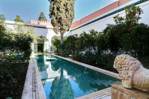 Maison de luxe à vendre MARRAKECH, 1000 m², 5 Chambres