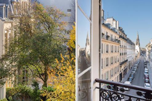 Appartement de luxe à vendre PARIS 7E, 69 m², 1 Chambres