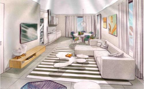 Appartement de luxe à vendre SAINT TROPEZ, 100 m², 2 Chambres, 1400000€