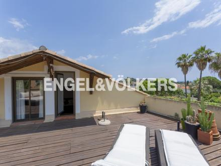 Luxus-Wohnung zu verkaufen SAINT JEAN CAP FERRAT, 105 m², 3 Schlafzimmer, 1325000€