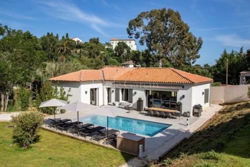 Luxus-Haus zu vermieten LA CROIX VALMER, 320 m², 5 Schlafzimmer,