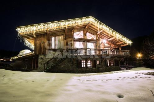 Luxury Chalet for sale MEGEVE, 212 m², €3780000