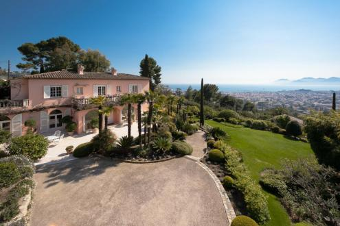 Luxury House for rent CANNES, 450 m², 6 Bedrooms,