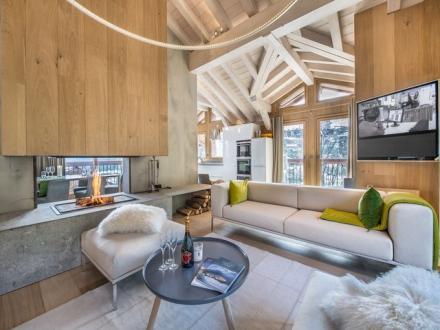 Luxus-Chalet zu vermieten COURCHEVEL, 320 m², 5 Schlafzimmer,