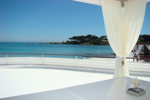 Luxury House for rent CAP D'ANTIBES, 4 Bedrooms,