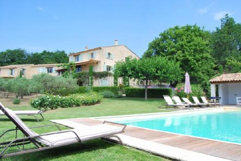 Luxury House for rent GORDES, 500 m², 10 Bedrooms,