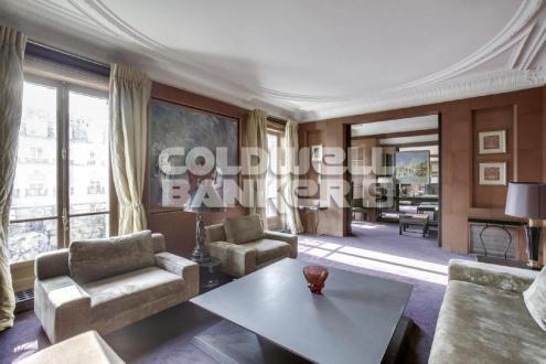 Luxus-Wohnung zu verkaufen PARIS 8E, 194 m², 3 Schlafzimmer