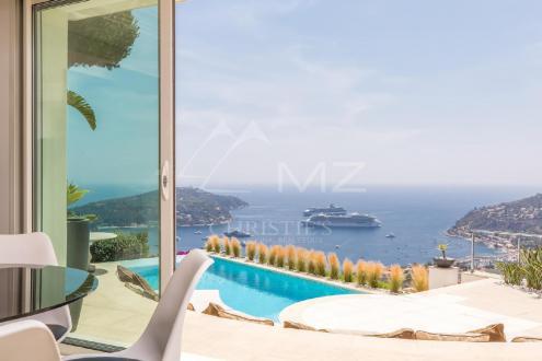 Luxus-Villa zu verkaufen VILLEFRANCHE SUR MER, 470 m², 5 Schlafzimmer