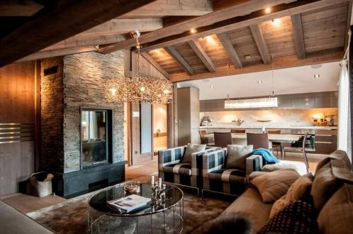 Appartamento di lusso in affito COURCHEVEL, 100 m², 3 Camere