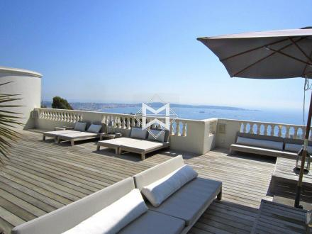 Maison de luxe à louer CANNES, 366 m², 6 Chambres,