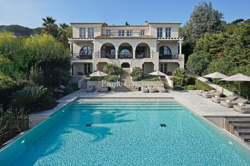 Luxury House for rent SAINT TROPEZ, 600 m², 6 Bedrooms,