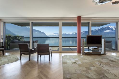 Appartement de luxe à vendre Montreux, 163 m²