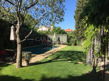 Maison de luxe à louer CAP D'ANTIBES, 140 m², 3 Chambres