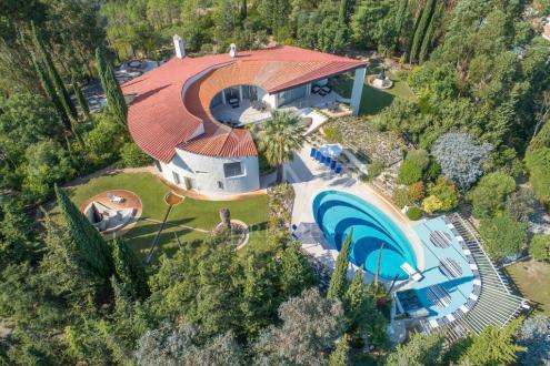 Luxus-Villa zu verkaufen MANDELIEU LA NAPOULE, 457 m², 5 Schlafzimmer