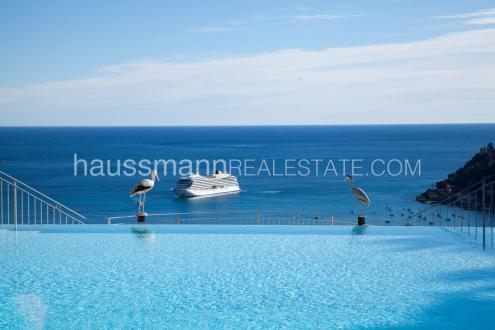 Luxus-Wohnung zu verkaufen VILLEFRANCHE SUR MER, 144 m², 2 Schlafzimmer