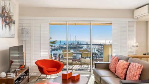 Appartamento di lusso in affito CANNES, 100 m², 2 Camere,