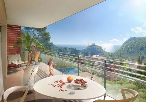 Luxury Apartment for sale EZE, 66 m², 2 Bedrooms, € 515 000