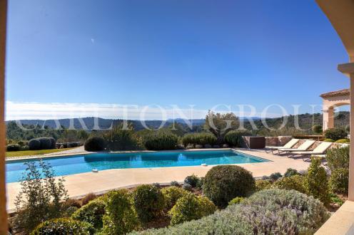 Luxury Villa for sale ROQUEFORT LES PINS, 500 m², 6 Bedrooms, €3980000