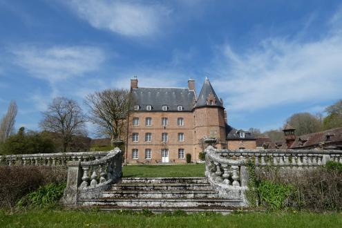 Château / Manoir de luxe à vendre TRIE CHATEAU, 814 m², 13 Chambres, 1300000€