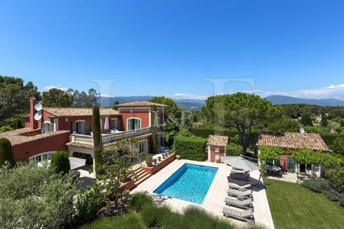 Villa de luxe à vendre MOUANS SARTOUX, 330 m², 4 Chambres, 3300000€
