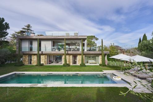 Luxus-Villa zu verkaufen CAP D'ANTIBES, 330 m², 5 Schlafzimmer, 6900000€