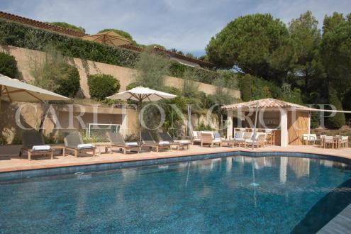 Luxury House for rent SAINT TROPEZ, 550 m², 6 Bedrooms,