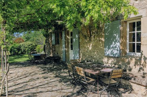 Casa di lusso in affito BEAUMONT DE PERTUIS, 450 m², 9 Camere,