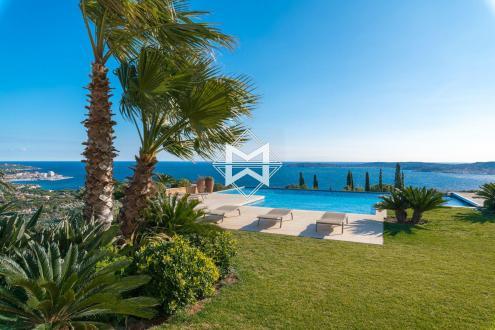 Villa de luxe à vendre GRIMAUD, 428 m², 5 Chambres, 8500000€