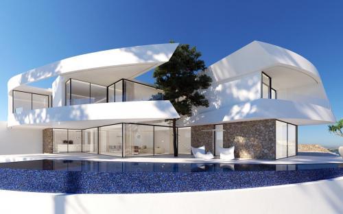 Villa de luxe à louer Espagne, 476 m², 4 Chambres