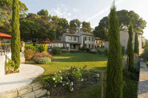 Luxus-Haus zu vermieten FONTVIEILLE, 600 m², 8 Schlafzimmer,
