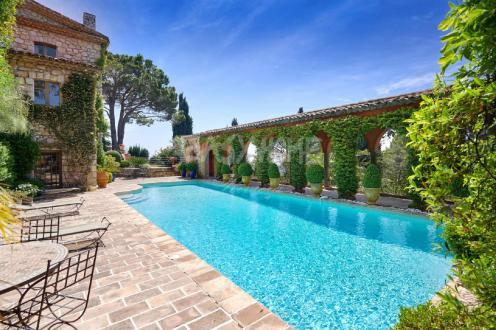 Villa de luxe à louer MOUGINS, 700 m², 7 Chambres