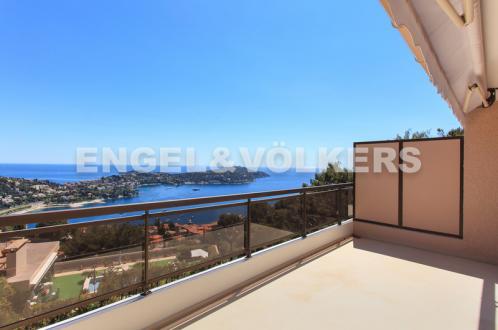 Appartement de luxe à vendre VILLEFRANCHE SUR MER, 122 m², 4 Chambres