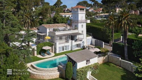 Luxury Villa for sale CAP D'ANTIBES, 400 m², 5 Bedrooms, €8500000