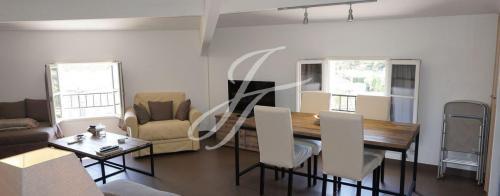 Appartement de luxe à louer SAINT TROPEZ, 52 m², 1 Chambres