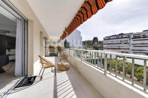Appartement de luxe à louer CANNES, 86 m², 2 Chambres