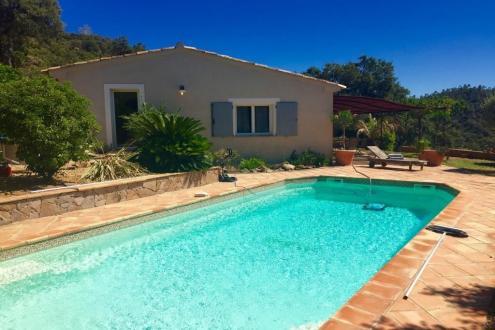 Villa de luxe à vendre LA GARDE FREINET, 130 m², 2 Chambres, 850000€