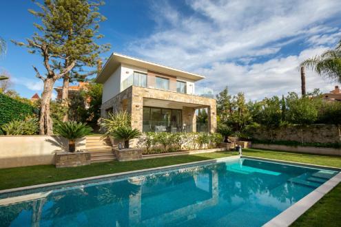 Luxury House for rent SAINT JEAN CAP FERRAT, 800 m²,